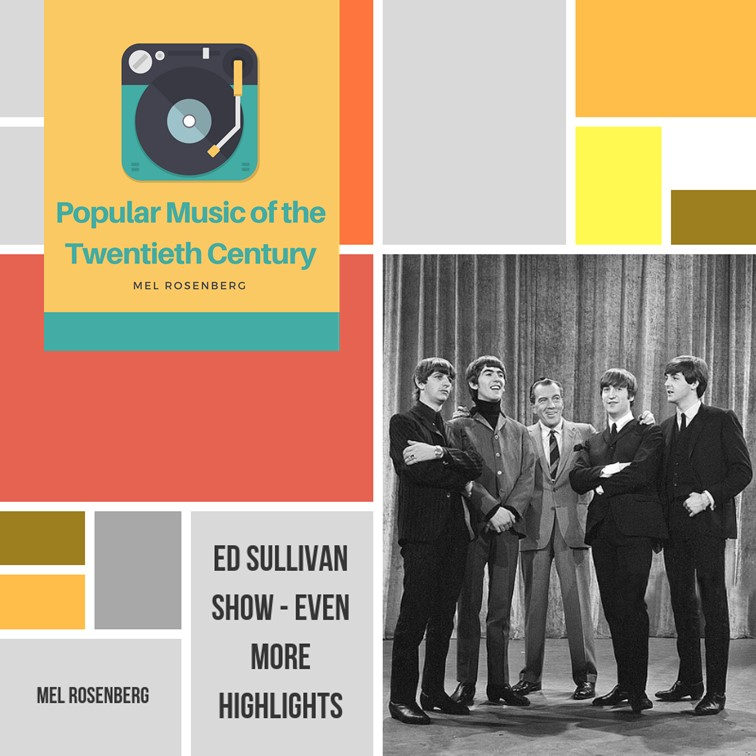 Artwork from the book - Ed Sullivan Show – Even More Highlights by Mel Rosenberg - מל רוזנברג - Ourboox.com
