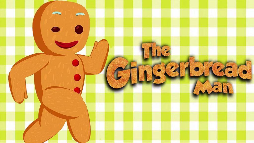 Artwork from the book - The Gingerbread Man by shifaa - Illustrated by shifaa abuassa - Ourboox.com