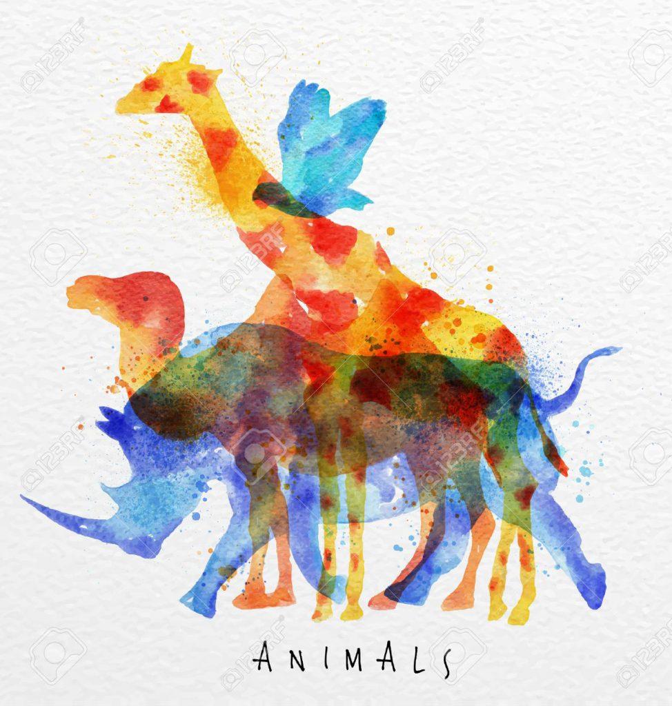 Animals by Yara Jomaa - Illustrated by Yara Jomaa - Ourboox.com