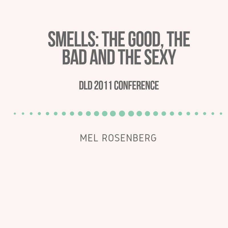 Artwork from the book - SMELLS: THE GOOD THE BAD AND THE SEXY by Mel Rosenberg - מל רוזנברג - Ourboox.com