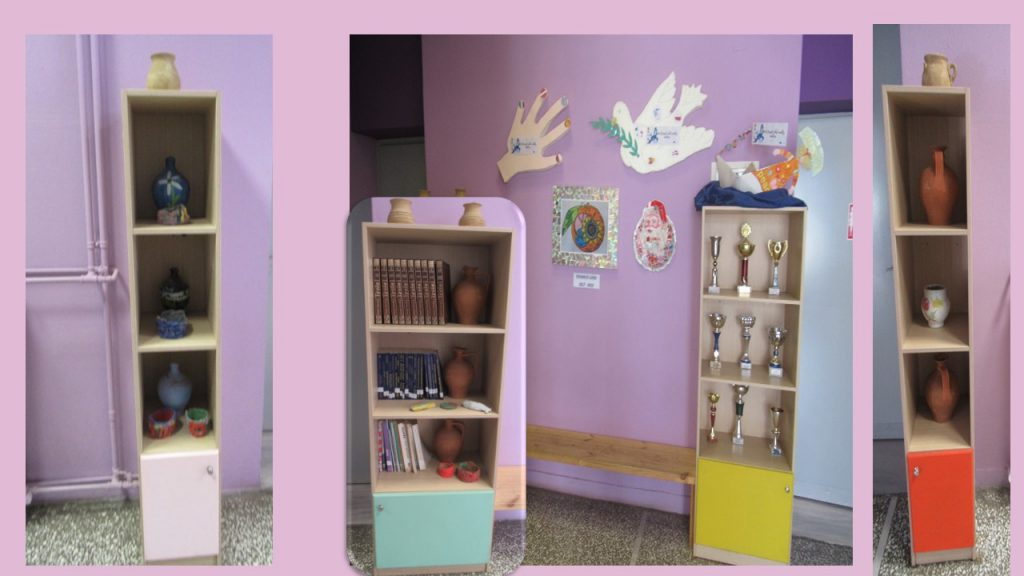 Artwork from the book - 5th Primary School of Tirnavos / Greece by katerinavel - Ourboox.com
