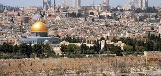 (مدينة القدس العاصمة الابدية (قبة الصخرة