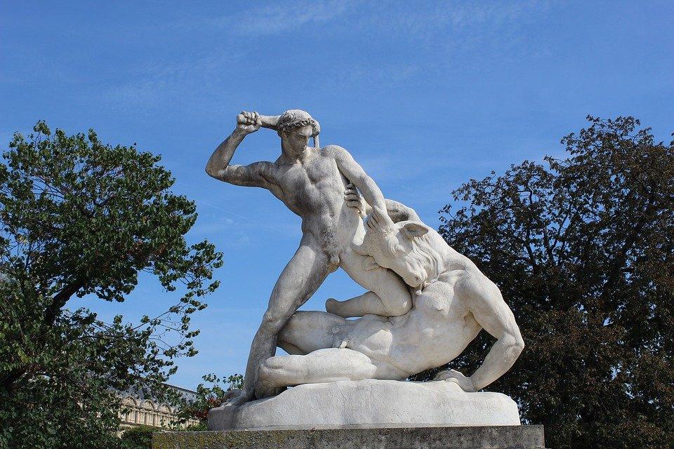 Il minotauro by ianneci - Ourboox.com