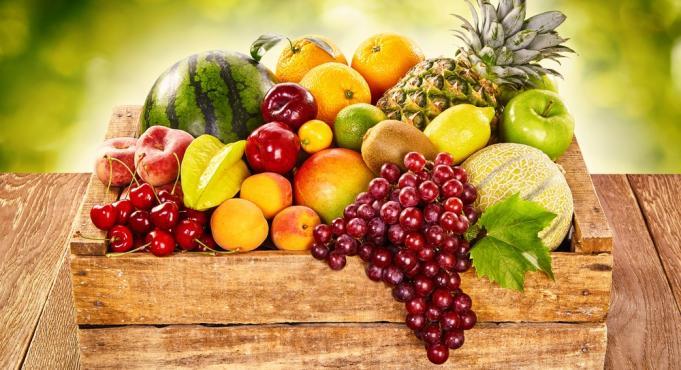 Fruits BY: Batel Zerbib by Noam Banot Pisgat Zeev - Illustrated by Bat el Zarbiv - Ourboox.com