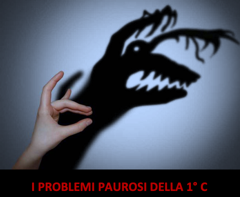 Artwork from the book - I problemi paurosi della 1a C by 1a C scuola Ciari - Ourboox.com