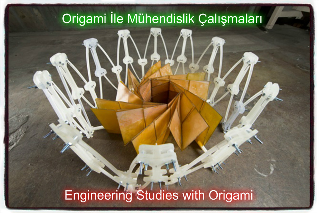 Engineering Studies with Origami by Levent TOROS - Illustrated by Necatibey Primary School 4-B Class (İrem N, Ecem, Buse, Ayşegül, Hivva, İrem Y.) - Ourboox.com