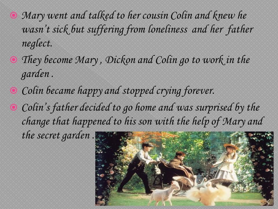 The secret garden - Ourboox