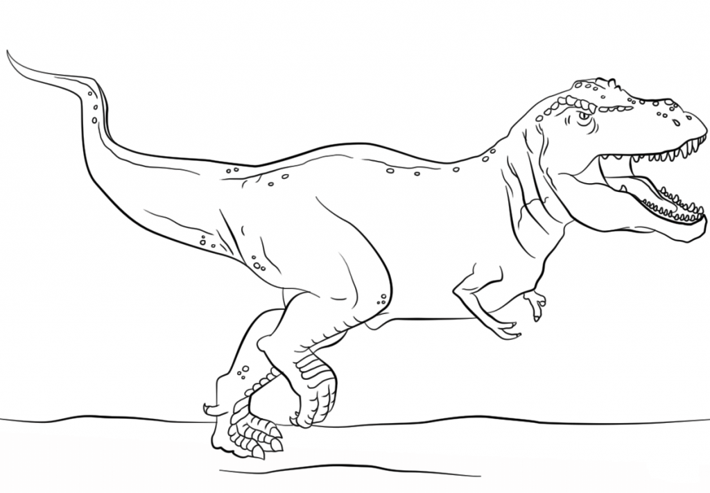 Dinosaur Coloring Pages Fun Activity For Those Who Love Dinosaurs Ourboox