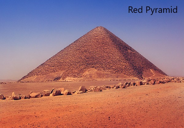 Pyramids of Egypt by dilfuza - Illustrated by Halime Kalaycı, Elif Telli - Ourboox.com