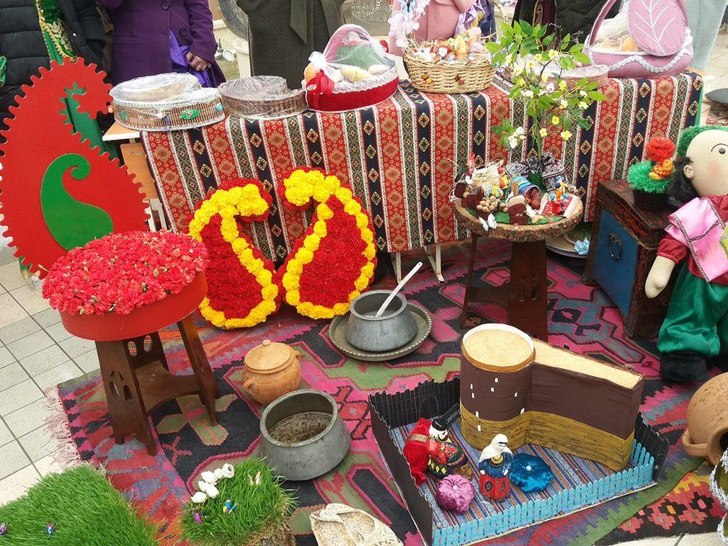 Novruz bayrami - Ourboox