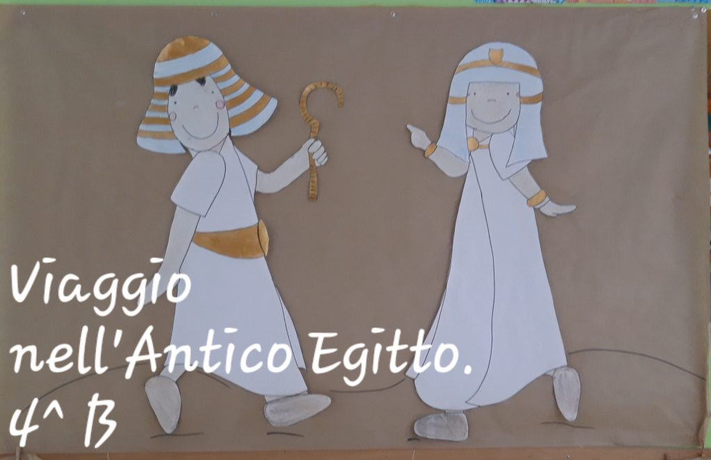 Artwork from the book - Viaggio nell'Antico Egitto by Claudia Girotto - Ourboox.com