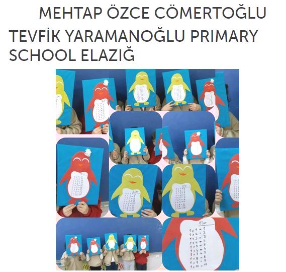 Artwork from the book - MATEMATİK HER YERDE (Mathematics Everywhere) JANUARY-FEBRUARY ACTİVİTY by hasan bektaŞ - Ourboox.com