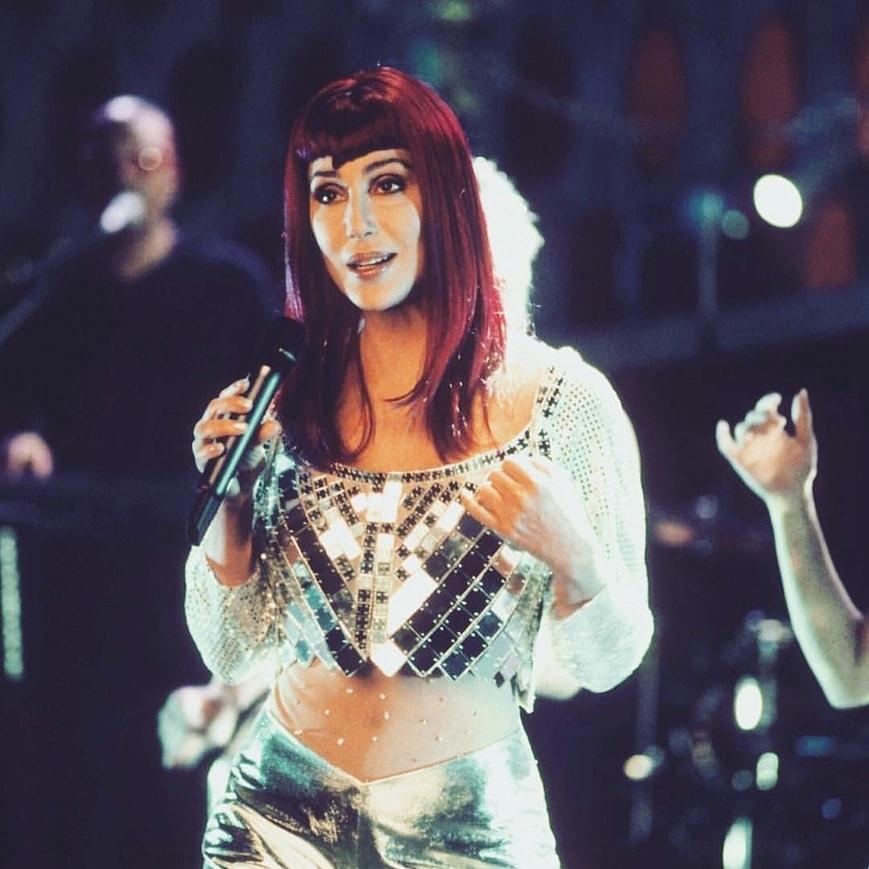 Sixties woman Music: Cher & Dalida by Daniel Reiven - Ourboox.com