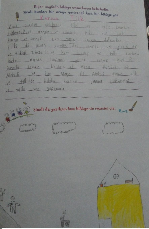 KÜÇÜK YAZARLAR ATÖLYESİ by Ahmet KAS - Ourboox.com