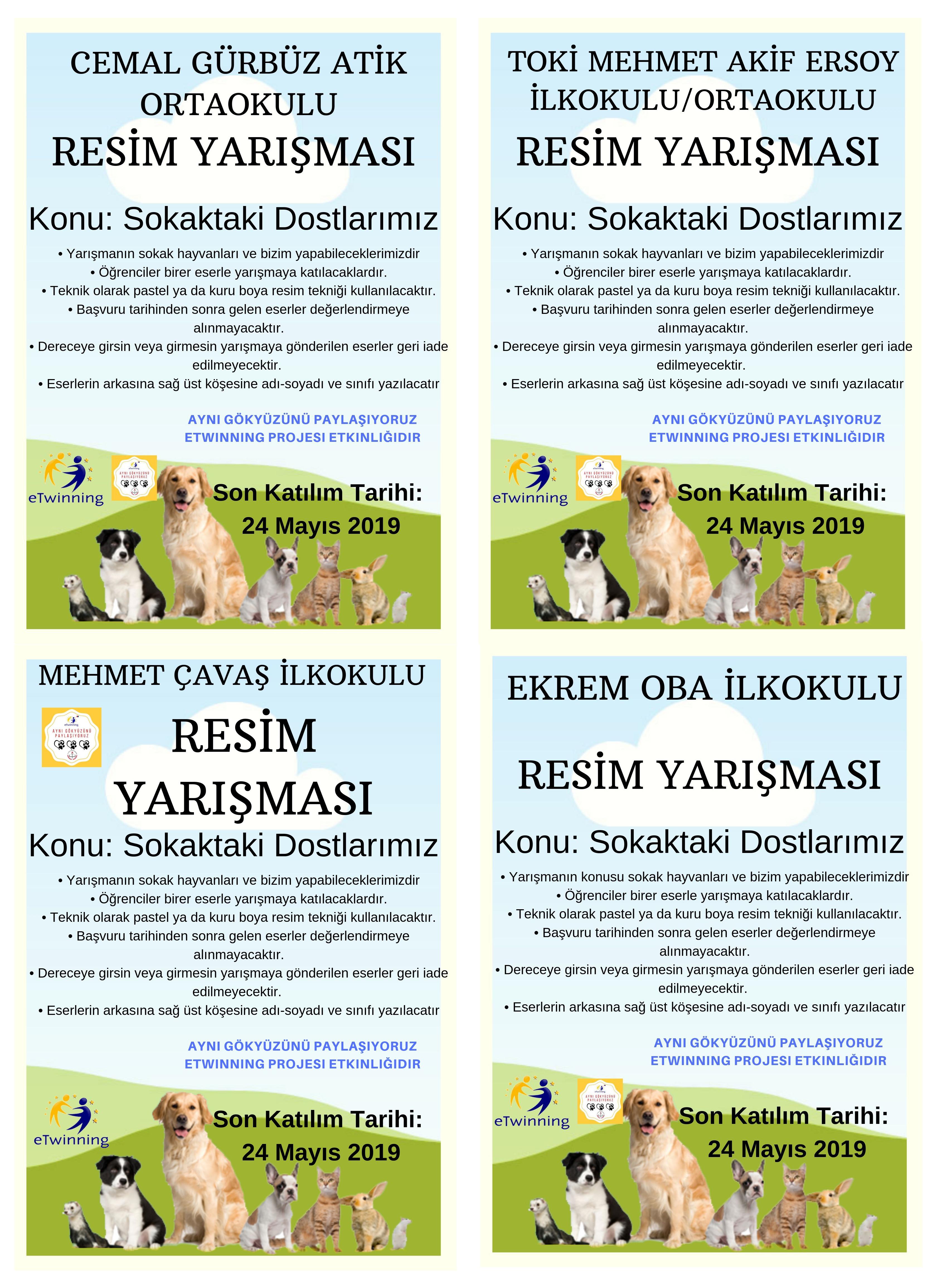 AYNI GÖKYÜZÜNÜ PAYLAŞIYORUZ by Mustafa DOĞAN - Ourboox.com