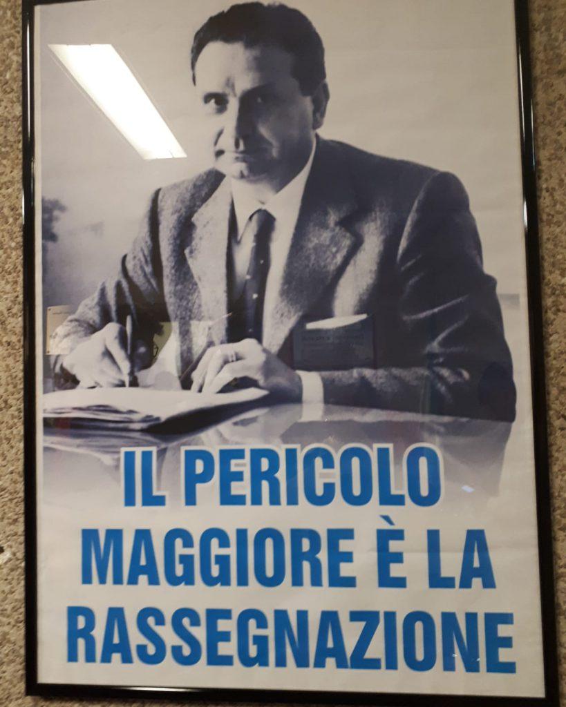 Artwork from the book - Viaggio Della Legalità (26.05.19-29.05.19) by Lorenzo Sedini - Illustrated by 2C - Ourboox.com