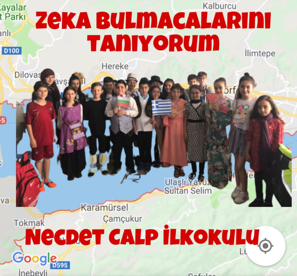 Artwork from the book - Zeka Bulmacalarını Tanıyorum SUDOKU çalışmaları by Kübra - Ourboox.com