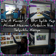 BİR İYİLİK YAP/DO A FAVOR by dilek engin - Illustrated by PROJE ORTAKLARI/PROJECT PARTNERS - Ourboox.com