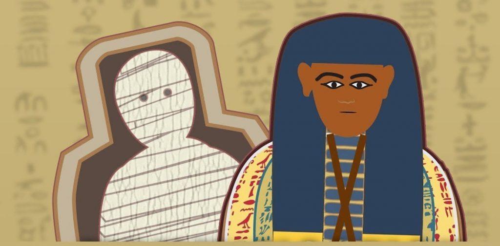 L'ANTICO EGITTO by Fabiola - Illustrated by FABIOLA RAGOSTA  - Ourboox.com