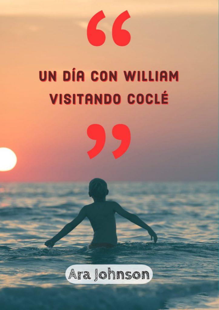 Artwork from the book - Un Día con William: Visitando Coclé by Ara Johnson - Illustrated by Ara Johnson - Ourboox.com