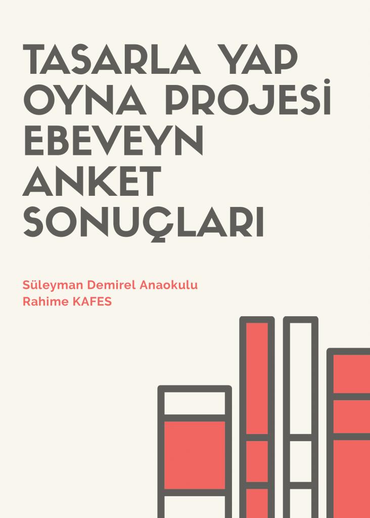 Artwork from the book - EBEVEYN ANKET SONUÇLARI by Rahime Kafes - Ourboox.com