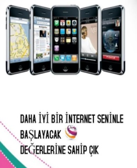 Güvenli internet günü by murat - Illustrated by Murat ASLAN - Ourboox.com