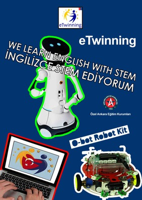 Artwork from the book - STEM&CLIL by Yeşim Demirtaş - Illustrated by Yeşim Demirtaş - Ourboox.com