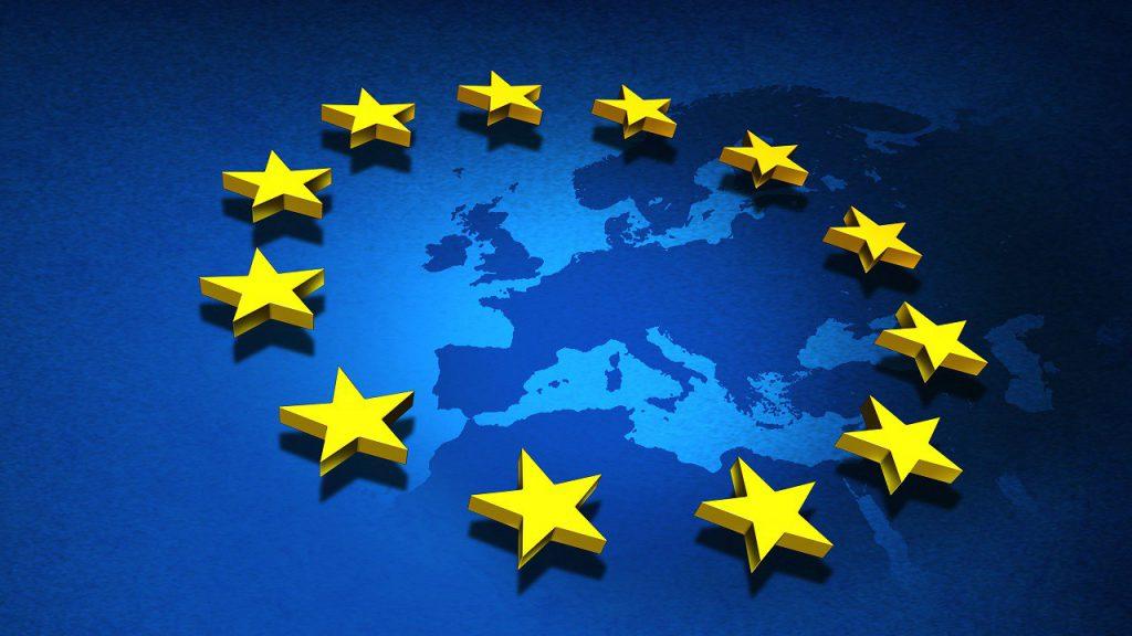 Artwork from the book - The European Union by LUIGI - Illustrated by LUIGI RICCIO & ADOLFO CASA - Ourboox.com
