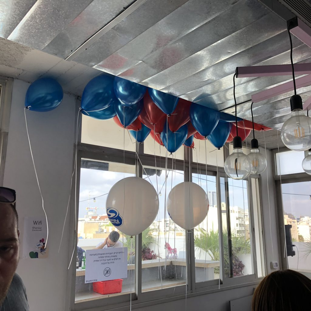 Toy Party on the Rooftop by Mel Rosenberg - מל רוזנברג - Ourboox.com