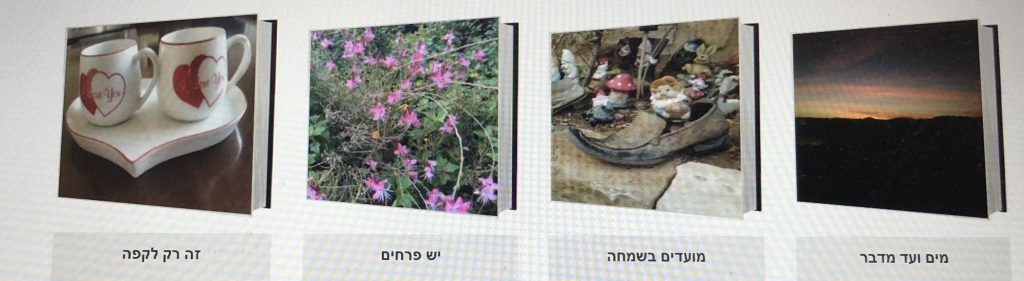 Artwork from the book - ערוגות החשק של דודו בר by Shuli Sapir-Nevo Photo and Motto - Ourboox.com