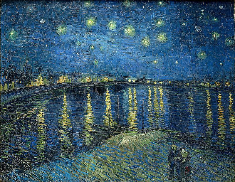 Artwork from the book - Vincent Van Gogh – ένας μεγάλος ζωγράφος by Evdoxia Sapnara - Ourboox.com