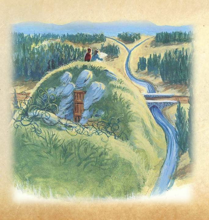 Artwork from the book - Сър Къмфърънс и карта на викингите – Математическа приказка by Лили Станева - Ourboox.com