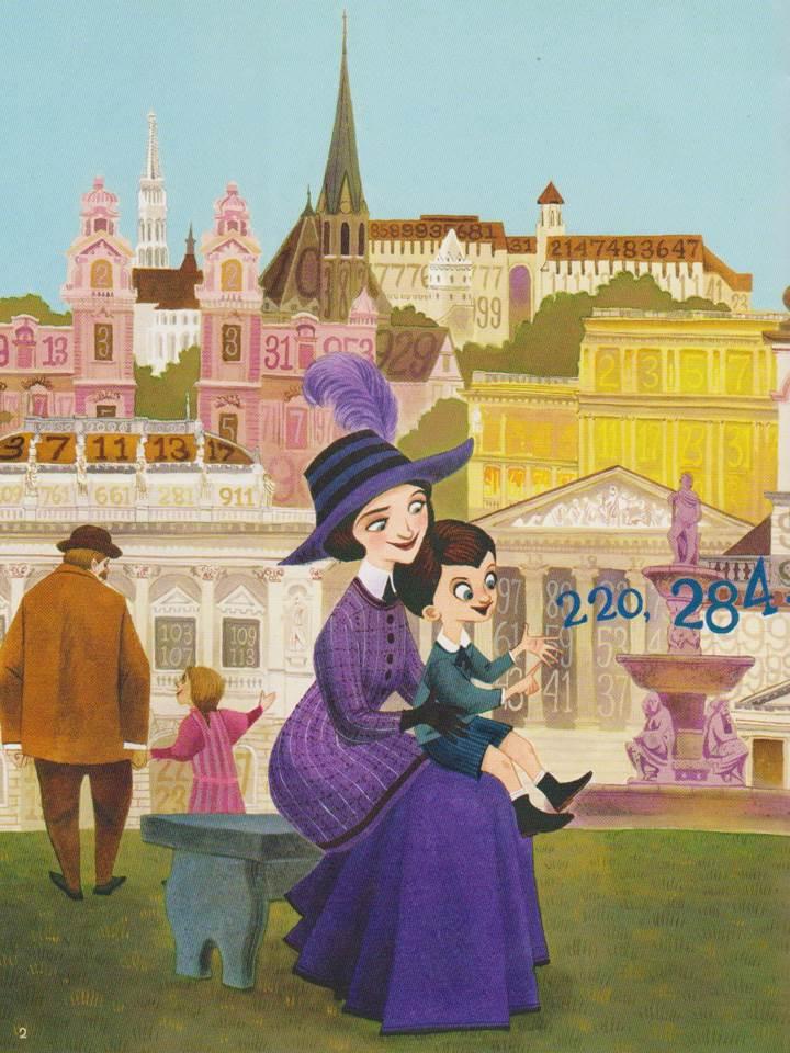 Artwork from the book - Момчето, което беше влюбено в математиката by Лили Станева - Ourboox.com