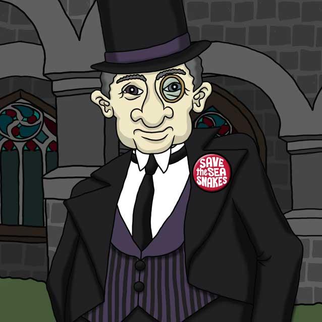 The Return of Bernard the Bogeyman by Nick Baker - Illustrated by Sadie Giraud - Ourboox.com