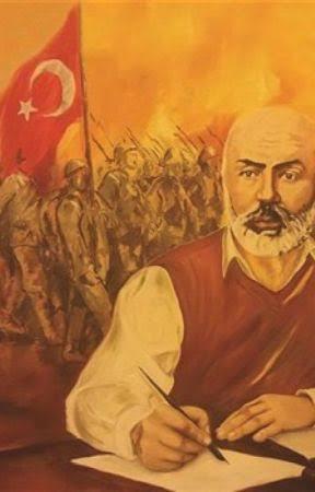 Mehmet Akif ERSOY by caliskanari - Illustrated by Defne ÖZKAN - Ourboox.com