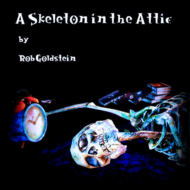 Book Cover for the Skeleton in the Attic