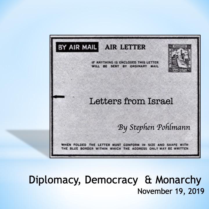 # 350 – Diplomacy, Democracy & Monarchy by Stephen Pohlmann - Ourboox.com