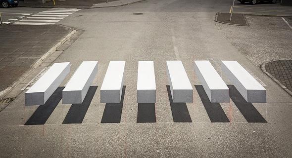 מעבר חצייה שלא רצה…. by Dorit Henkin - Ourboox.com