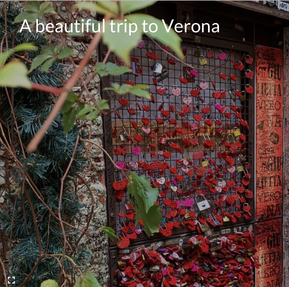An eventful day in Verona by Emily Kreuzer - Illustrated by Emily, Gabriele F., Gabriele M., Filippo C. - Ourboox.com