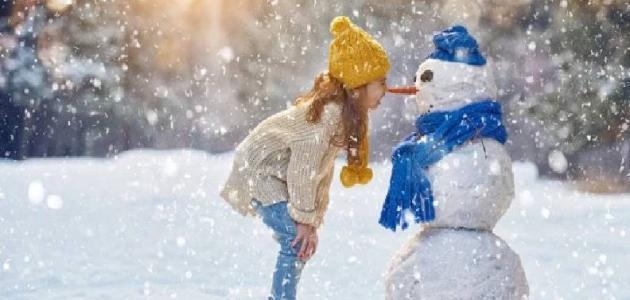 فصل الشتاء by barhaA - Ourboox.com