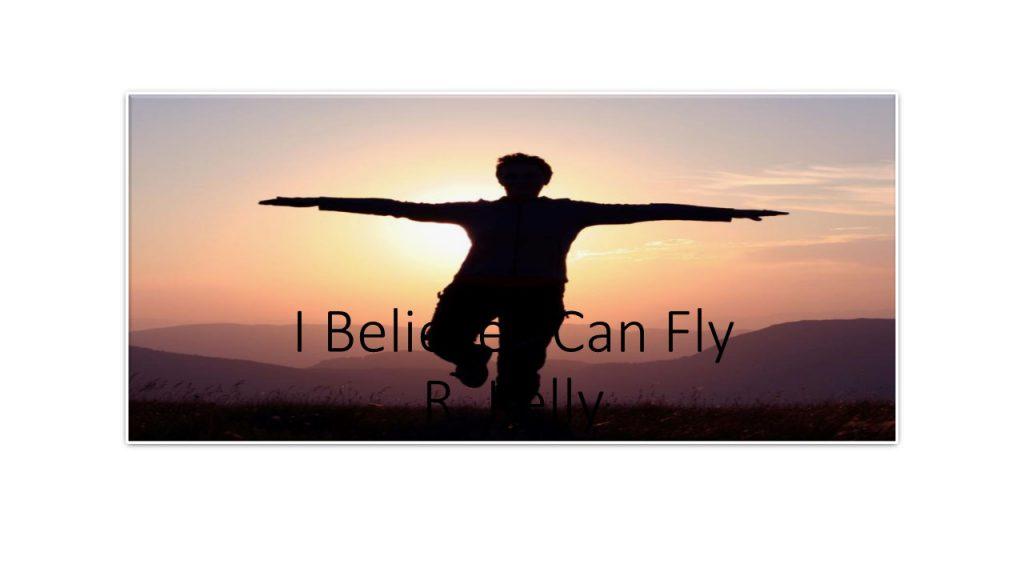 I Believe I Can Fly by maisam abdelhak - Illustrated by Maisam Abdelhak - Ourboox.com