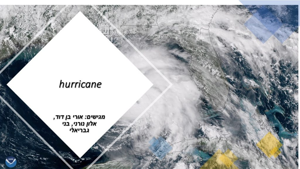 hurricane by ori ben david - Illustrated by אורי בן דוד, אלון נורני, בנימין גבריאלי, או-רן - Ourboox.com