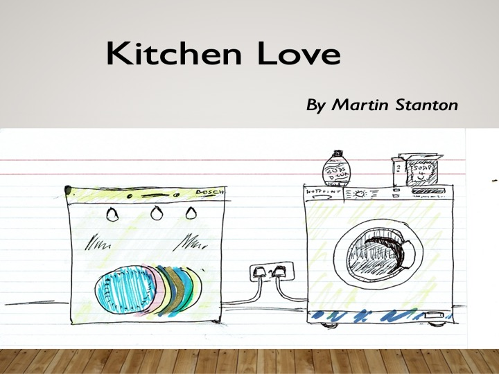 Kitchen Love by Stephen Pohlmann - Illustrated by Stephen Pohlmann - Ourboox.com