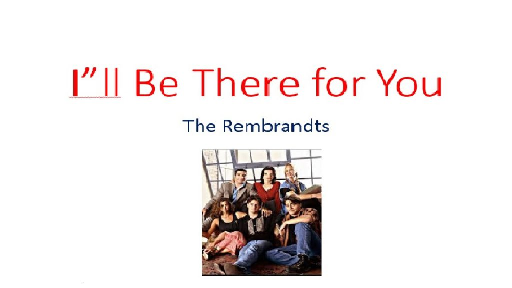 I'll Be There for You by Daphna Smilansky - Ourboox.com