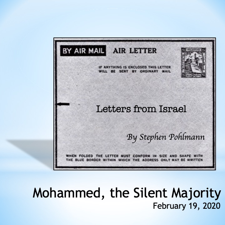 # 354 – Mohammed, The Silent Majority by Stephen Pohlmann - Ourboox.com