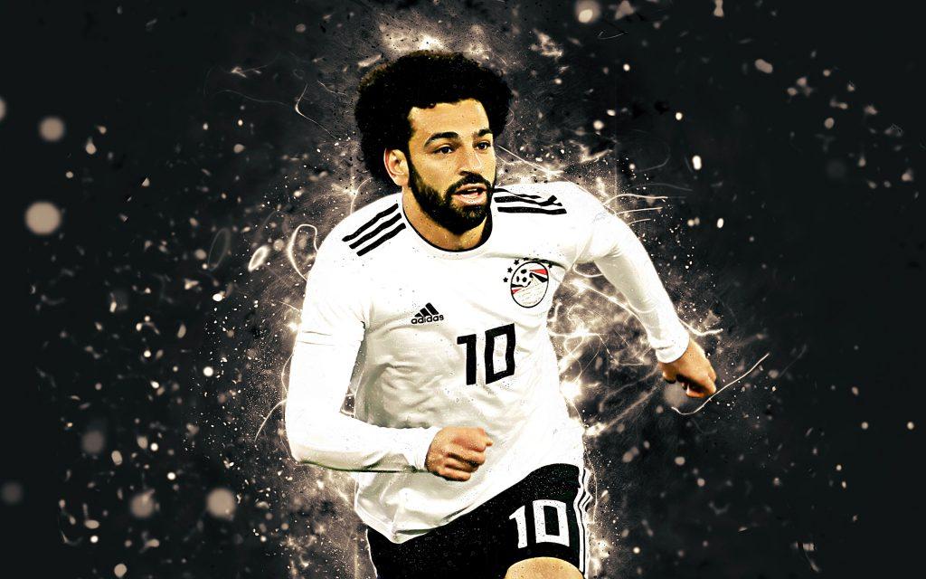 محمد صلاح by Khaled Tarabani - Illustrated by خالد طرباني - Ourboox.com