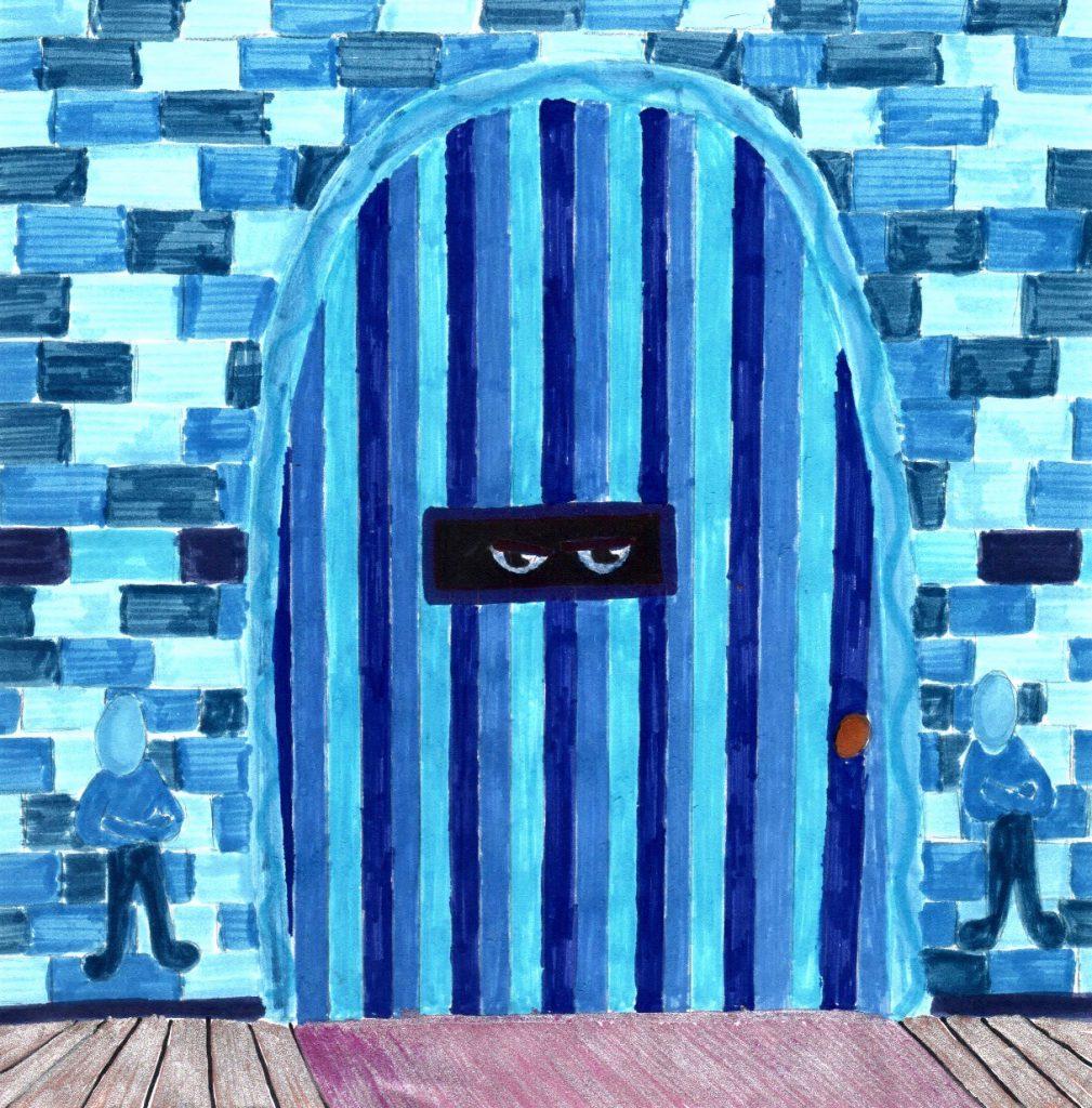 אמילי ראתה דלת by Mel Rosenberg - מל רוזנברג - Illustrated by אליה אביב,אדר בוב, ארינה בורשניקוב, טל קידר,  ניצן תות כלב, שני קליינהוז, דרור רוזנטל, אביגיל שלו, מיכל פרץ, מלק בראק, להלי מוטולה - Ourboox.com