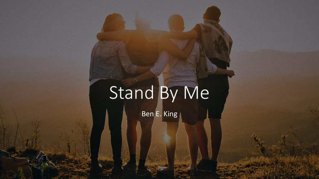 Stand By Me by Sharon Unfus - Illustrated by Sharon Unfus - Ourboox.com