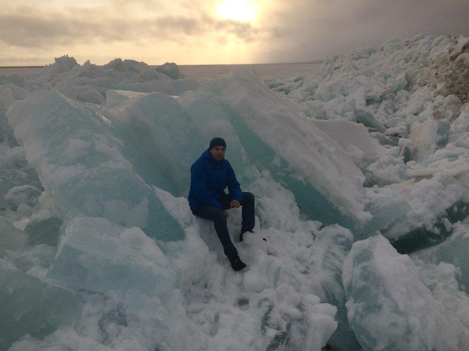 Зимен режим на реката by capt. Dian Atanasov - Ourboox.com