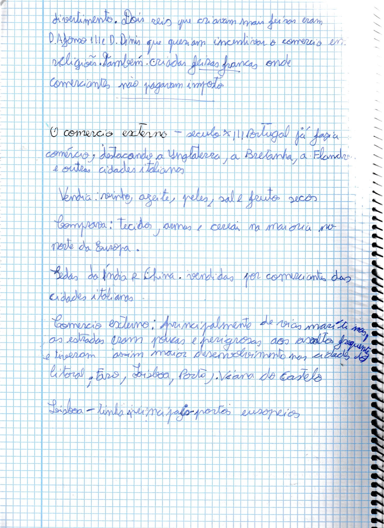 História Caderno Resumo 5º Juan by Juan Cuadrado - Illustrated by Juan Cuadrado Tejeda - Ourboox.com